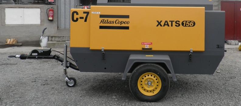 S673/ 11m3/m. ATLAS COPCO